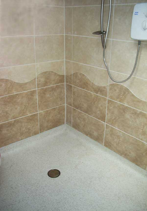 Non slip vinyl flooring wet room carpet vidalondon for Wet room shower tray for vinyl